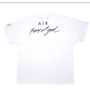 Fear of God x Nike Air T Shirt sz L